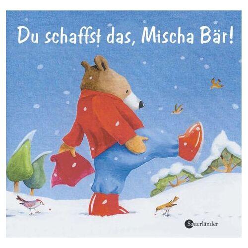Amy Hest - Du schaffst das, Mischa Bär! - Preis vom 25.01.2021 05:57:21 h