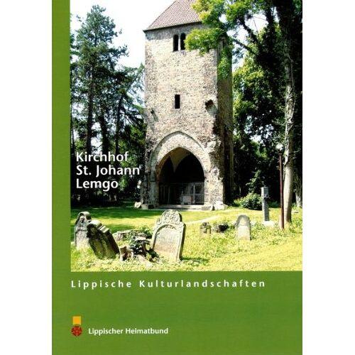 Hermann Hentschel - Kirchhof St. Johann Lemgo - Preis vom 12.05.2021 04:50:50 h
