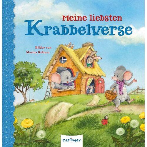 - Meine liebsten ...: Meine liebsten Krabbelverse - Preis vom 20.10.2020 04:55:35 h