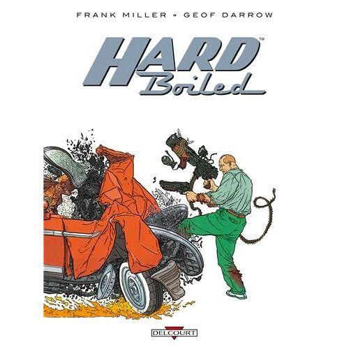 Frank Miller - Hard Boiled (NED) - Preis vom 04.09.2020 04:54:27 h