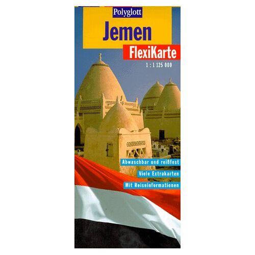 - Polyglott FlexiKarten, Jemen - Preis vom 17.04.2021 04:51:59 h
