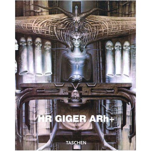 Giger, H. R. - HR Giger ARh+ - Preis vom 21.01.2021 06:07:38 h