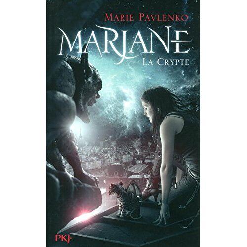 Marie Pavlenko - Marjane, Tome 1 : La crypte - Preis vom 21.01.2021 06:07:38 h