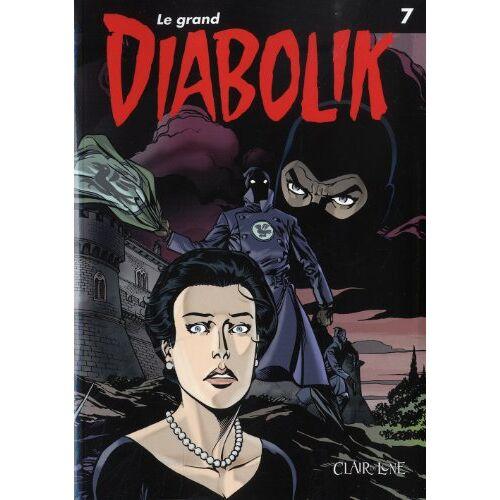Mario Gomboli - Grand Diabolik T7 (Le) - Preis vom 23.02.2021 06:05:19 h