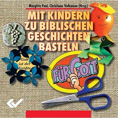 - Mit Kindern zu biblischen Geschichten basteln. CD-ROM: Mit vielen Anregungen, Tipps und Bastelvorlagen - Preis vom 26.01.2021 06:11:22 h