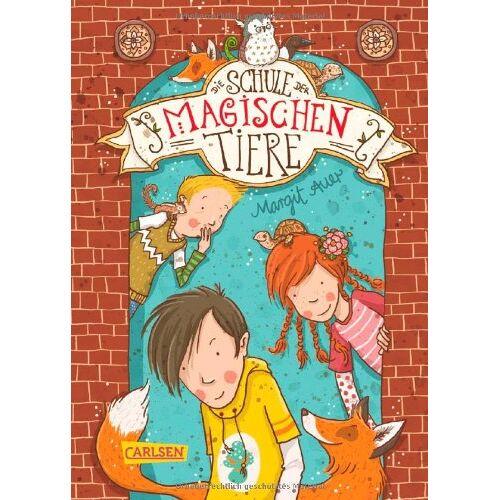Margit Auer - Die Schule der magischen Tiere, Band 1: Die Schule der magischen Tiere - Preis vom 27.02.2021 06:04:24 h
