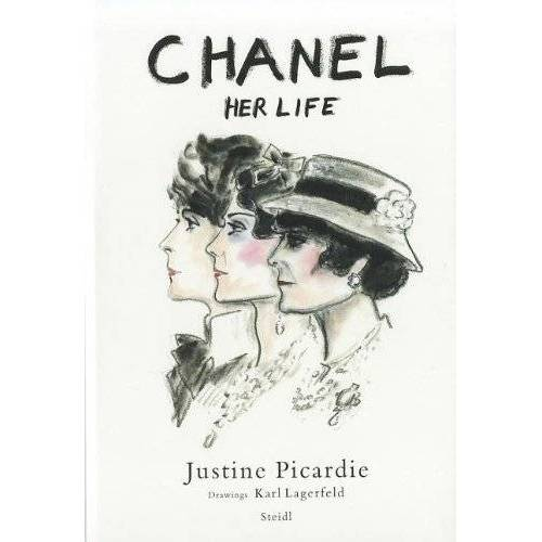 Justine Picardie - Chanel - Her Life - Preis vom 21.10.2020 04:49:09 h