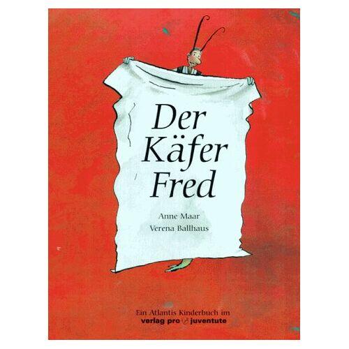 Verena Ballhaus - Der Käfer Fred - Preis vom 06.09.2020 04:54:28 h