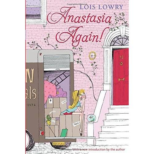 Lois Lowry - Anastasia Again! (An Anastasia Krupnik story) - Preis vom 20.10.2020 04:55:35 h