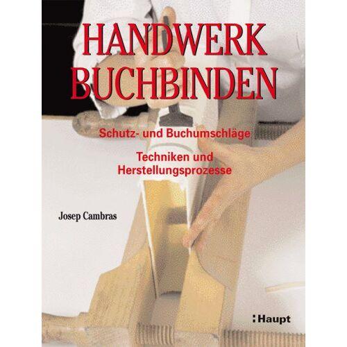 Josep Cambras - Handwerk Buchbinden - Preis vom 31.03.2020 04:56:10 h