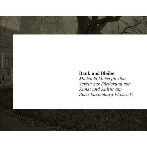 Michaela Meise - Michaela Meise. Bank und Bleibe - Preis vom 12.05.2021 04:50:50 h