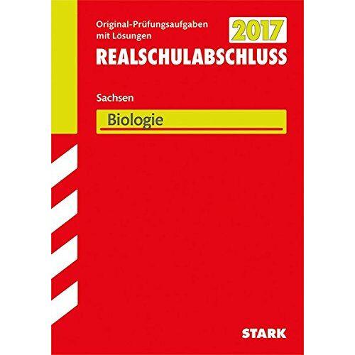 - Abschlussprüfung Oberschule Sachsen - Biologie Realschulabschluss - Preis vom 21.04.2021 04:48:01 h