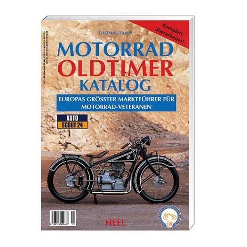 Thomas Trapp - Motorrad Oldtimer Katalog, Nr.8 - Preis vom 06.09.2020 04:54:28 h
