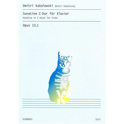 - Sonatine  C-Dur  für Klavier Opus 13/1 - Preis vom 20.10.2020 04:55:35 h