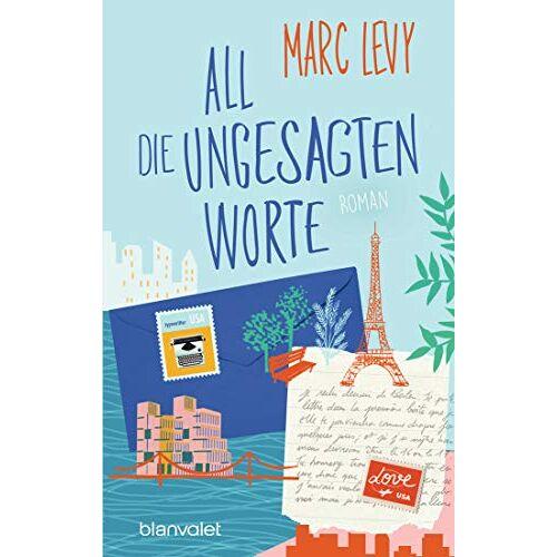 Marc Levy - All die ungesagten Worte: Roman - Preis vom 04.09.2020 04:54:27 h
