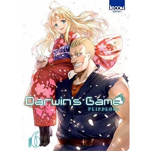 FLIPFLOPs - Darwin's Game, Tome 6 : - Preis vom 08.04.2020 04:59:40 h