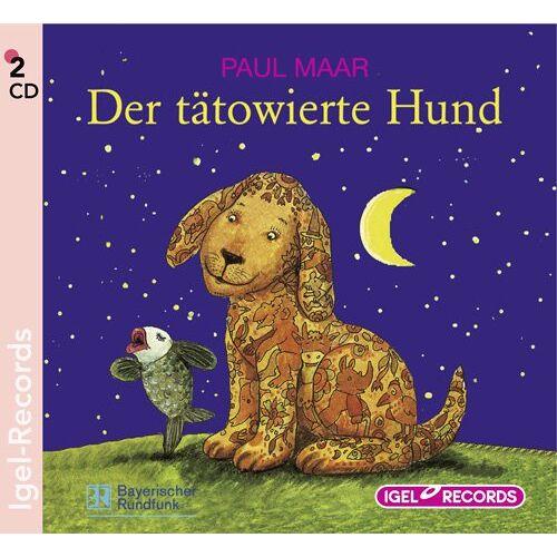 Paul Maar - Der tätowierte Hund. 2 CDs - Preis vom 24.02.2021 06:00:20 h