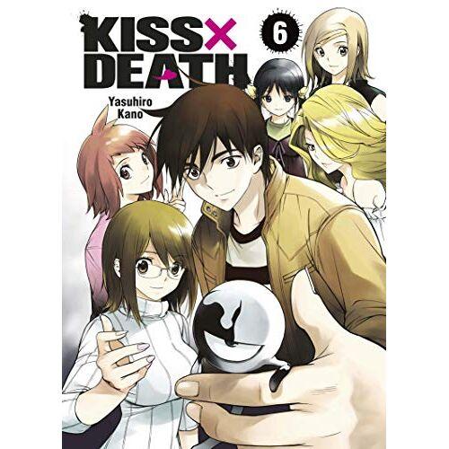 Yasuhiro Kano - Kiss X Death: Bd. 6 - Preis vom 11.05.2021 04:49:30 h