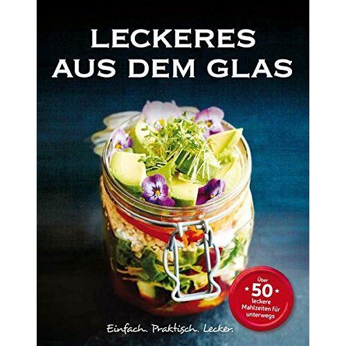 IGLOO, BOOKS GmbH - Leckeres aus dem Glas: 50 leckere Mahlzeiten für unterwegs - Preis vom 14.05.2021 04:51:20 h