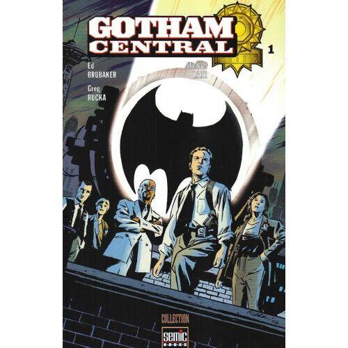 Brubaker+Rucka - Gotham Central T01 - Preis vom 14.04.2021 04:53:30 h
