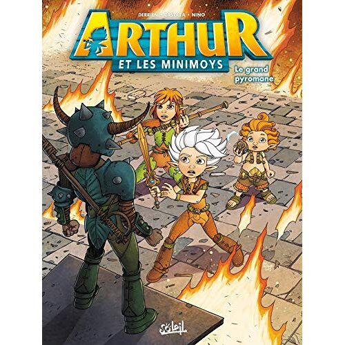 - Arthur et les Minimoys, Tome 2 : Le Grand Pyromane - Preis vom 11.05.2021 04:49:30 h