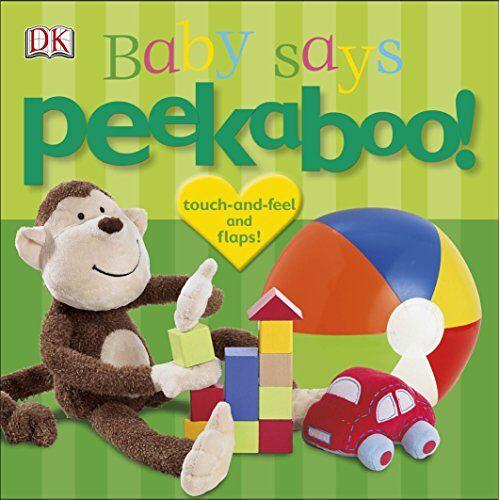 DK - Peekaboo! Baby Says - Preis vom 20.10.2020 04:55:35 h