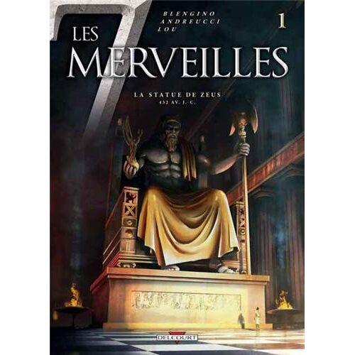 - Les 7 Merveilles, Tome 1 : La Statue de Zeus - Preis vom 05.08.2020 04:52:49 h