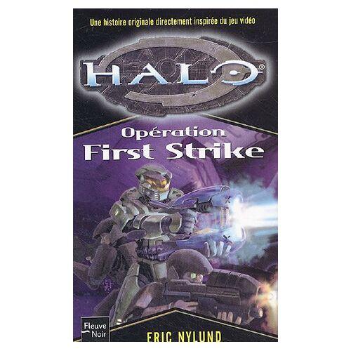 Eric Nylund - Halo, Tome 3 : Opération First Strike - Preis vom 18.04.2021 04:52:10 h