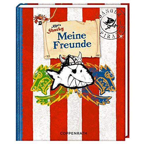 - Freundebuch - Meine Freunde - Käpt'n Sharky - Preis vom 09.04.2020 04:56:59 h