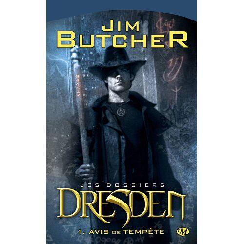 Jim Butcher - Les dossiers Dresden, Tome 1 : Avis de tempête - Preis vom 09.05.2021 04:52:39 h