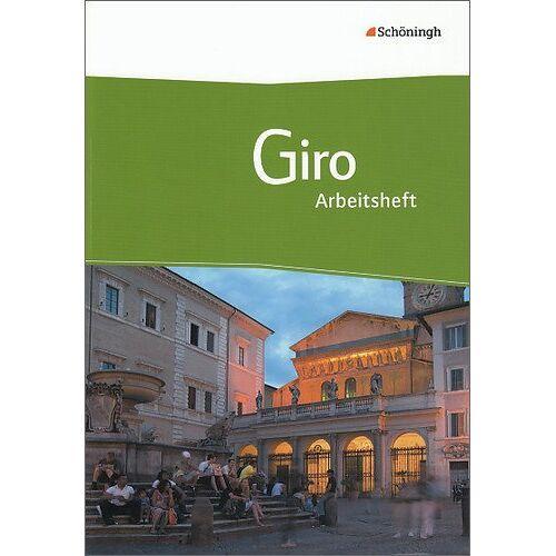- Giro - Arbeitsbuch Italienisch für die Oberstufe: Giro - Arbeitsbuch Italienisch für die gymnasiale Oberstufe: Arbeitsheft - Preis vom 08.04.2021 04:50:19 h