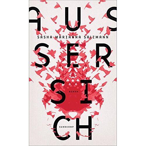 Salzmann, Sasha Marianna - Außer sich: Roman - Preis vom 15.05.2021 04:43:31 h