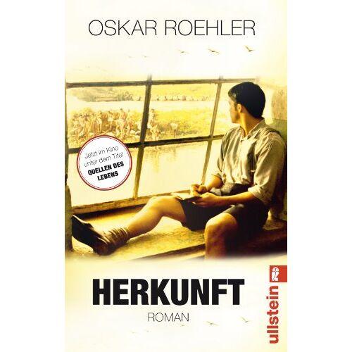 Oskar Roehler - Herkunft: Roman - Preis vom 17.07.2019 05:54:38 h