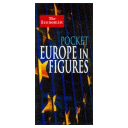 Economist - Pocket Europe in Figures (The Economist Books) - Preis vom 13.01.2021 05:57:33 h