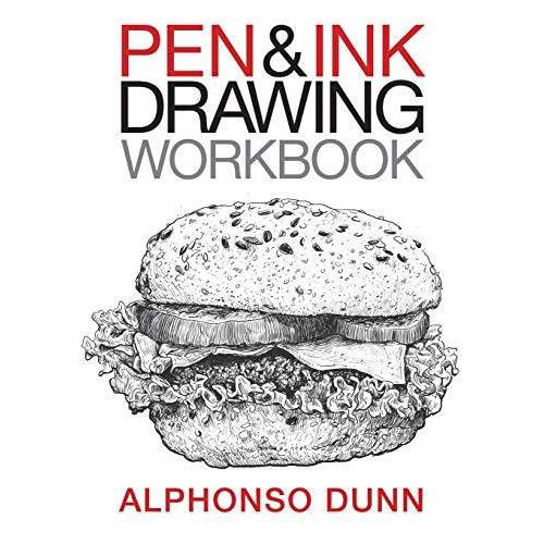 Dunn, Alphonso A - Pen and Ink Drawing Workbook - Preis vom 06.03.2021 05:55:44 h