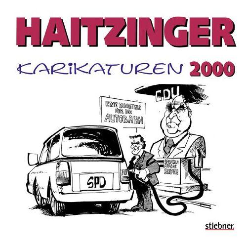 Horst Haitzinger - Haitzinger Karikaturen 2000 - Preis vom 20.01.2021 06:06:08 h