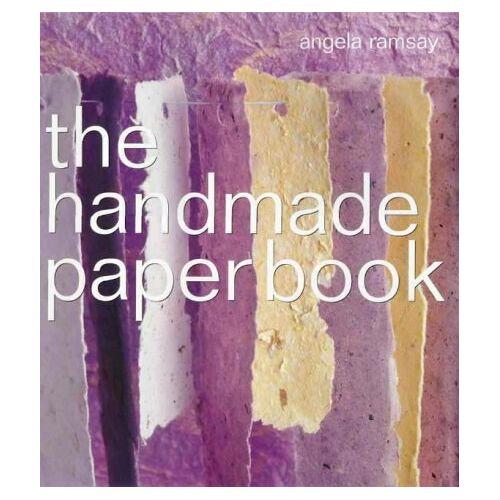 Angela Ramsay - The Handmade Paper Book (Handmade S.) - Preis vom 24.02.2021 06:00:20 h