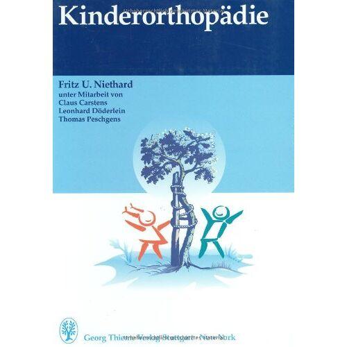 Niethard, Fritz U. - Kinderorthopädie - Preis vom 06.03.2021 05:55:44 h