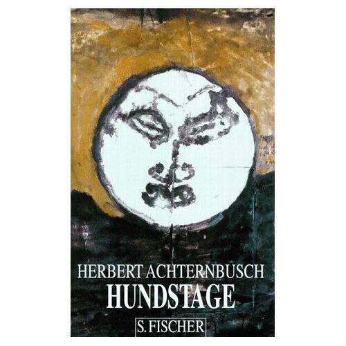 Herbert Achternbusch - Hundstage - Preis vom 17.04.2021 04:51:59 h