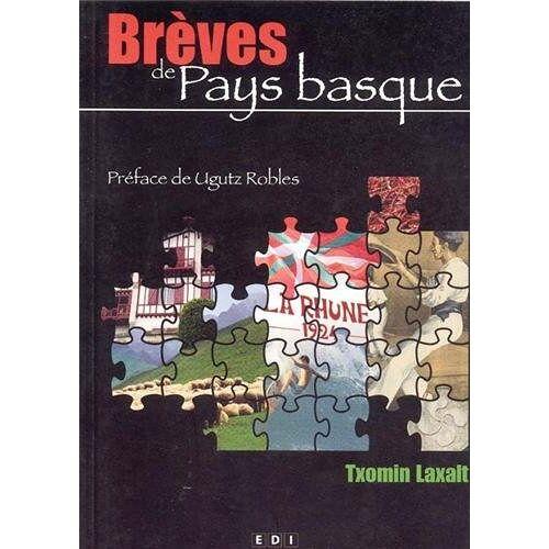 Txomin Laxalt - Breves de Pays Basque - Preis vom 24.02.2021 06:00:20 h