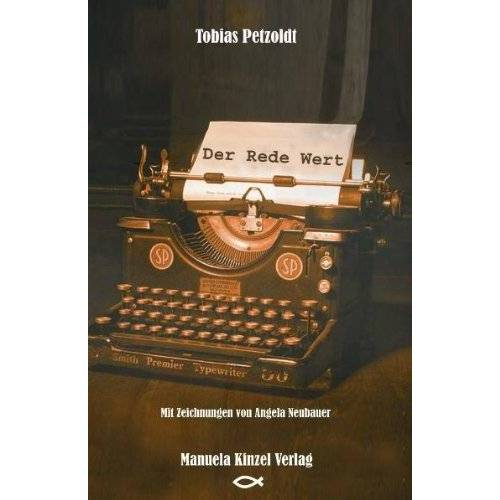 Tobias Petzoldt - Der Rede Wert - Preis vom 04.09.2020 04:54:27 h
