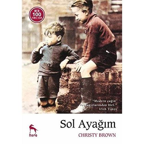 Christy Brown - Sol Ayagim: MEB 100 Temel Eser - Preis vom 20.10.2020 04:55:35 h