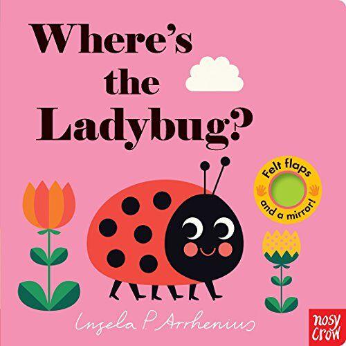 Nosy Crow - Where's the Ladybug? - Preis vom 27.02.2021 06:04:24 h