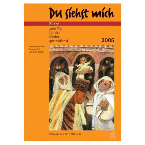 - Du siehst mich 2005. Bilder zum Plan für den Kindergottesdienst 2005 - Preis vom 19.10.2020 04:51:53 h