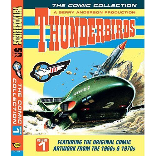 Thunderbirds - Thunderbirds: The Comic Collection - Preis vom 07.05.2021 04:52:30 h