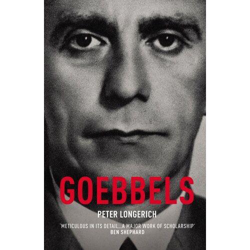 Peter Longerich - Goebbels - Preis vom 06.05.2021 04:54:26 h