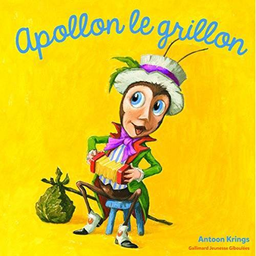 - Apollon le grillon - Preis vom 21.10.2020 04:49:09 h