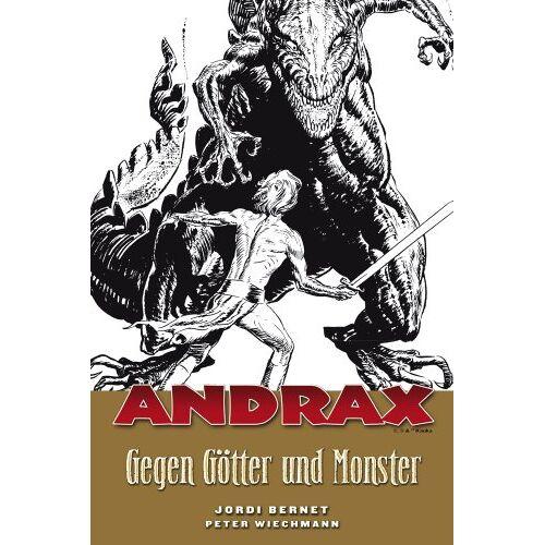Peter Wiechmann - Andrax, Bd.3 : Gegen Götter und Monster - Preis vom 12.04.2021 04:50:28 h