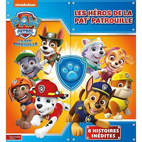 - Pat' Patrouille - Coffret Les héros de la Pat' Patrouille 2020 (Paw Patrol - La Pat' Patrouille) - Preis vom 17.01.2021 06:05:38 h