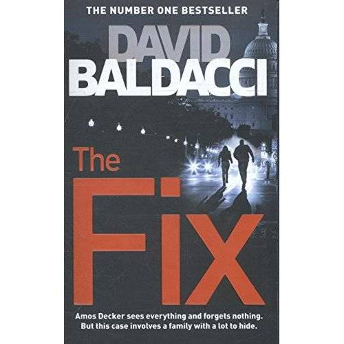 David Baldacci - The Fix: An Amos Decker Novel (Amos Decker series) - Preis vom 20.10.2020 04:55:35 h